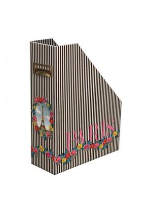 CAKES 6 Magazine rack 25 x 10 x 31 cm