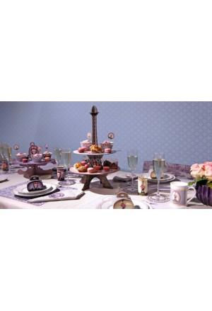 CAKES 3 Art Table EIFFEL 30X51