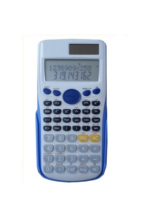 CALCULATOR VUSICOM 160CH085 240F SCIENTIFIC