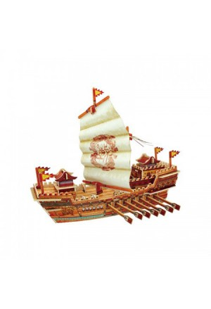 ANCIENT SHIPS TREASURE SHIP P66