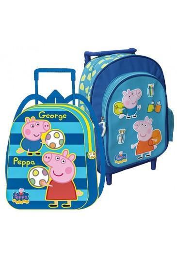 BAG PEPPA Toddler trolley