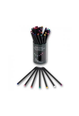 Μολύβι FUN με στρας 7χρωμ.