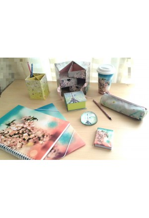 Gift Pack 8pcs Chacha by Iris Clairefontaine