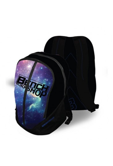 BACKPACK BENCH 699 2 POCKETS AND FRONT AUXILIARY POCKET