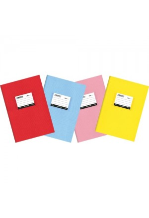 NOTEBOOK SALKO ΕΧ-COLOR A5 15X20 F.50 MULTI COLOUR