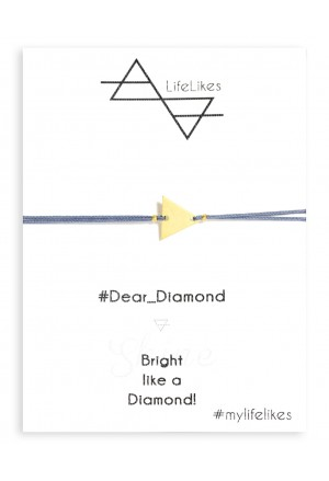 Dear Diamond BRACELET