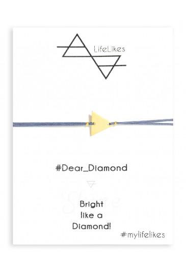 Dear Diamond BRACELET