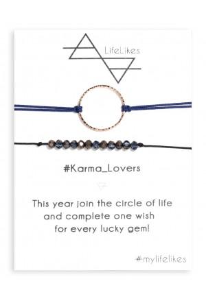 Karma Lovers Bracelet