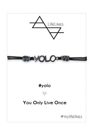 YOLO Bracelet