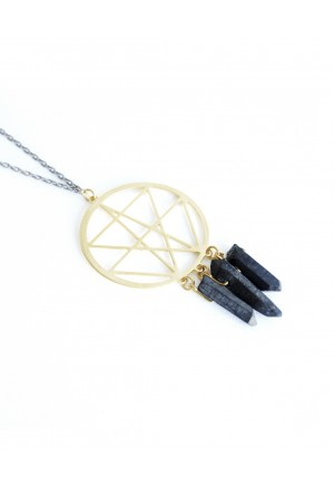 Abstract Dream necklace