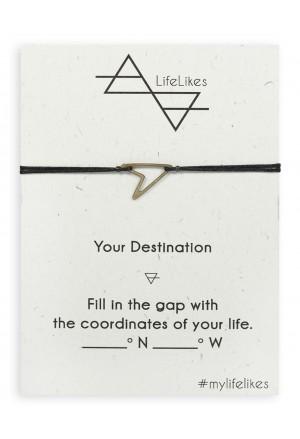 Destination Bracelet
