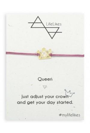 Queen Bracelet Σάπιο Μήλο