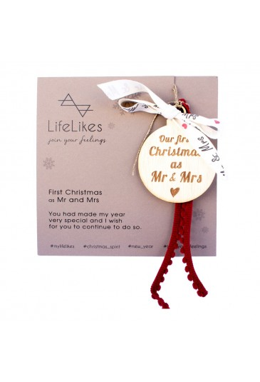 Our first Christmas as Mr   Mrs fa07a5ecb87