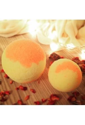 Bath Blaster orange
