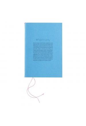Σημειωματάριο HARMONY BLUE