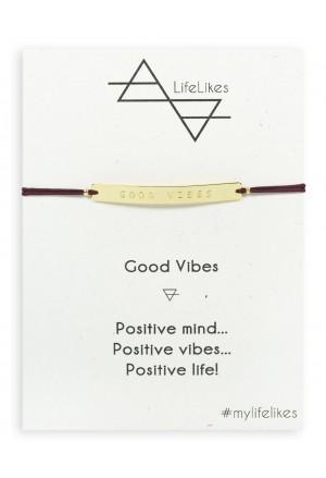 Good Vibes Bracelet
