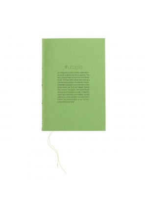 Notebook UTOPIA GREEN