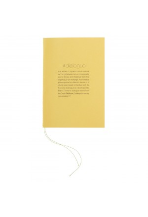 Notebook DIALOGUE YELLOW