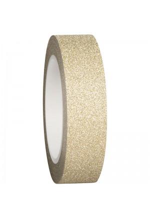Luxe Glitter Χρυσή Ταινία Washi Tape