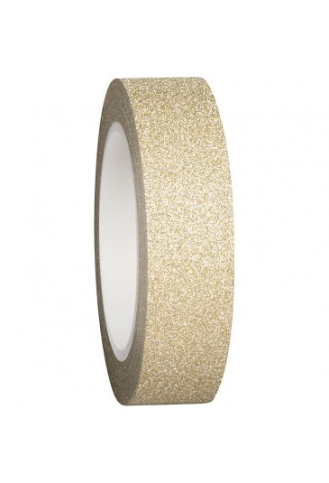 Luxe Gold Glitter Tape