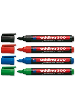 PERMANENT MARKER EDDING 300 1.5-3MM