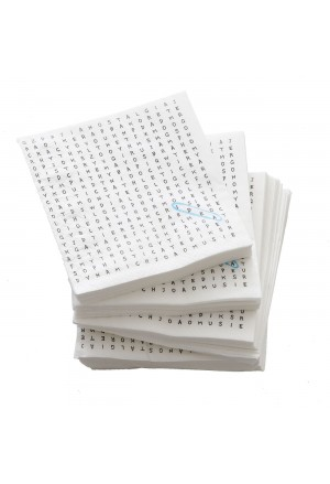 Set of 85 PAPER NAPKINS