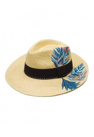 EVIL EYE CHIC HAT