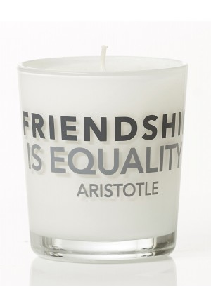 Friendship Scented Candle Violet