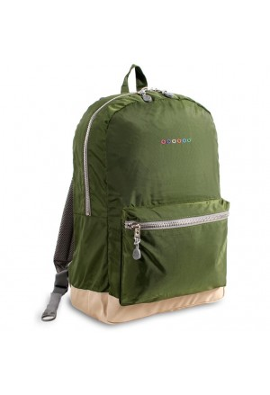 JWORLD LUX BAG KHAKI GREEN