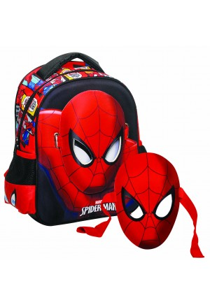 JUNIOR BACKPACK SPIDERMAN