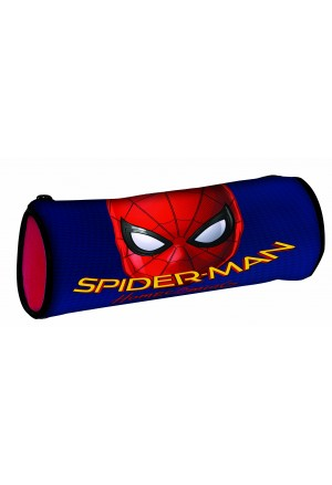 ROUND PENCIL CASE SPIDERMAN HOMECOMING