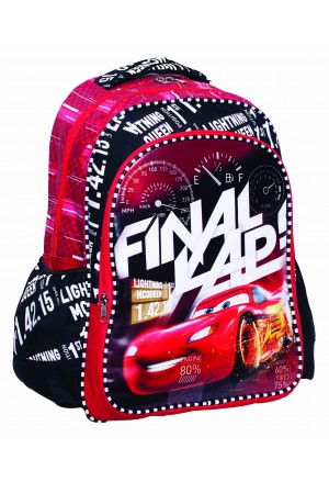 OVAL BACKPACK CARS TIME