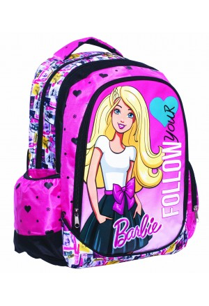 OVAL BACKPACK BARBIE GIRL