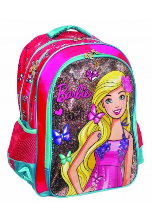 OVAL BACKPACK BARBIE SPARKLE
