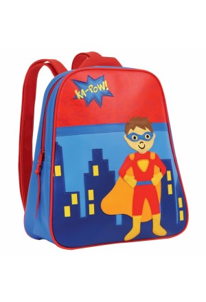 Go Go Backpack Superhero