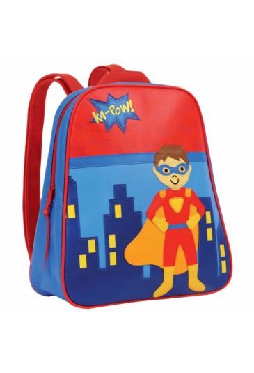 Go Go Backpack Superhero