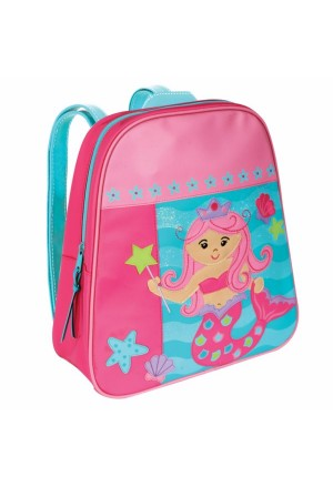 Go Go Backpack Mermaid Stephen Joseph