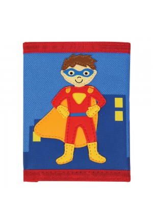 Wallets Superhero Stephen Joseph