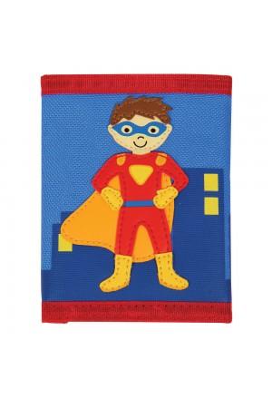 Wallets Superhero Stephen Joseph