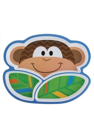 Melamine Tray Monkey Stephen Joseph