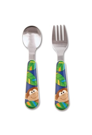 Silverware sets Monkey Stephen Joseph