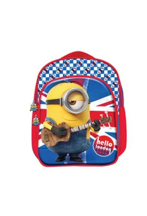 OVAL BACKPACK MINIONS
