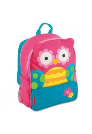Sidekick Backpack Owl Stephen Joseph