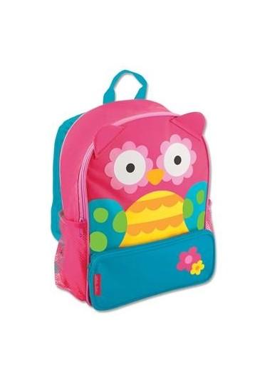 Sidekick Backpack Owl Stephen Joseph