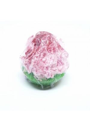 Αρωματικά Σαπουνάκια Γλυκερίνης με άρωμα Μήλο-Κανέλα CupCakes