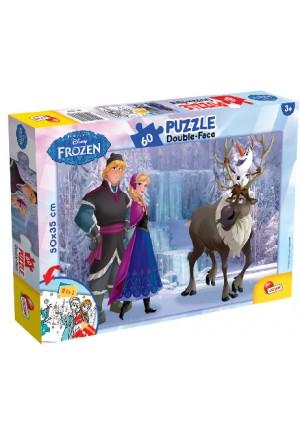 Puzzle Disney FROZEN 60 piece