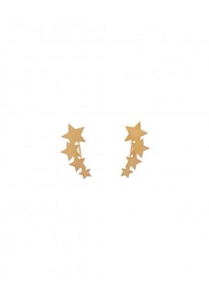 Σκουλαρίκια Stars Jacket