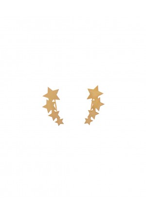 Stars Jacket Earrings
