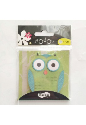 Sticker Papers MODOU MEMO in many designs