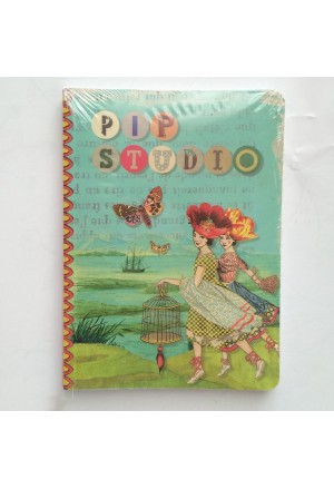 NOTEBOOK A6 PIP STUDIO